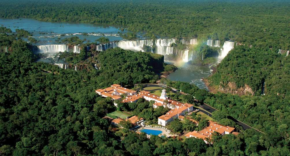 Brazil Foz do Iguassu Belmond Hotel das Cataratas