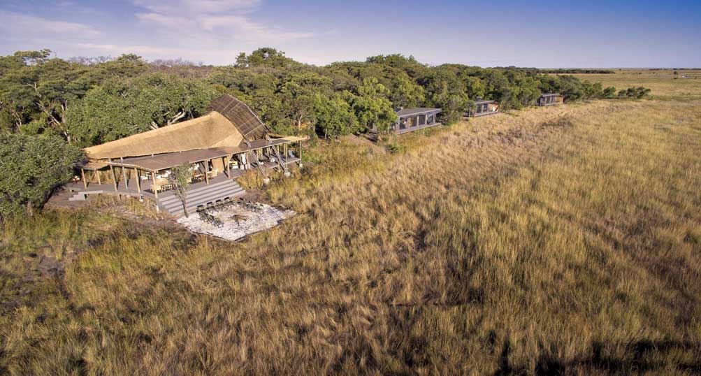 Chinzombo Lodge Zambia