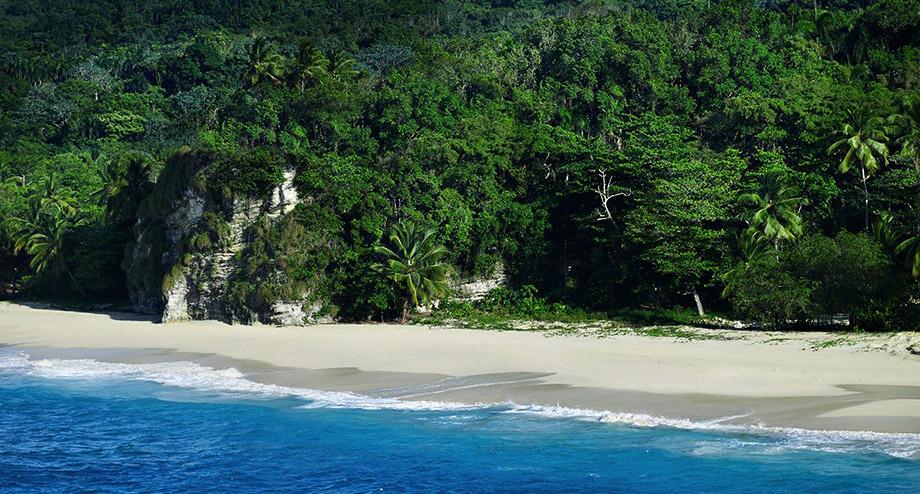 Dominican Republic Rio San Juan Amanera