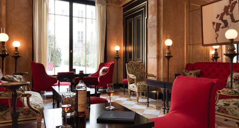 France La Reserve Paris Hotel and Spa