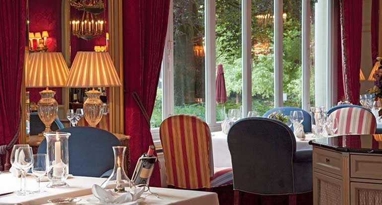 Germany Villa Stephanie Baden-Baden