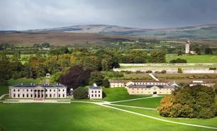 Ireland County Laois Ballyfin Demesne