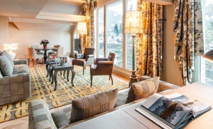 Le Grand Bellevue Gstaad Switzerland
