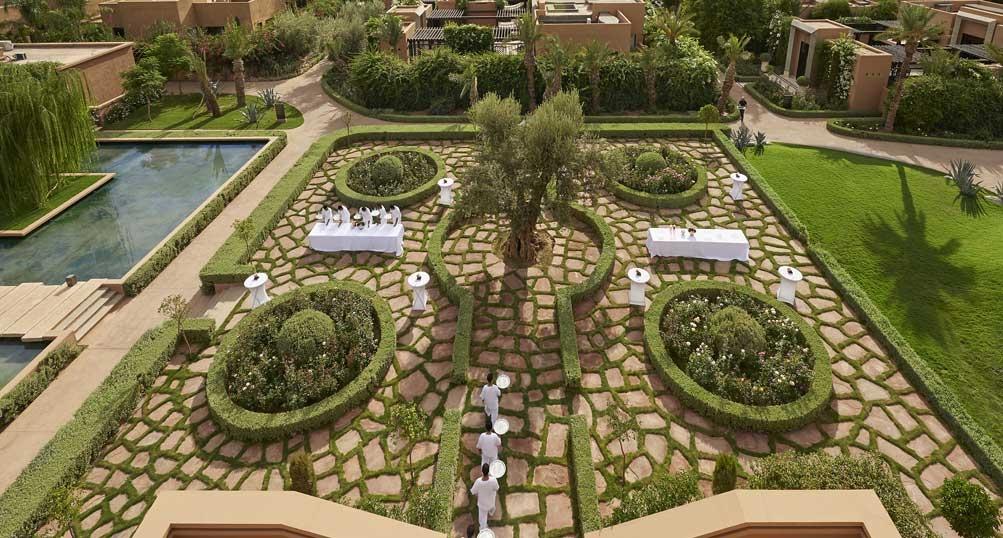 Morocco Marrakech Mandarin Oriental Marrakech