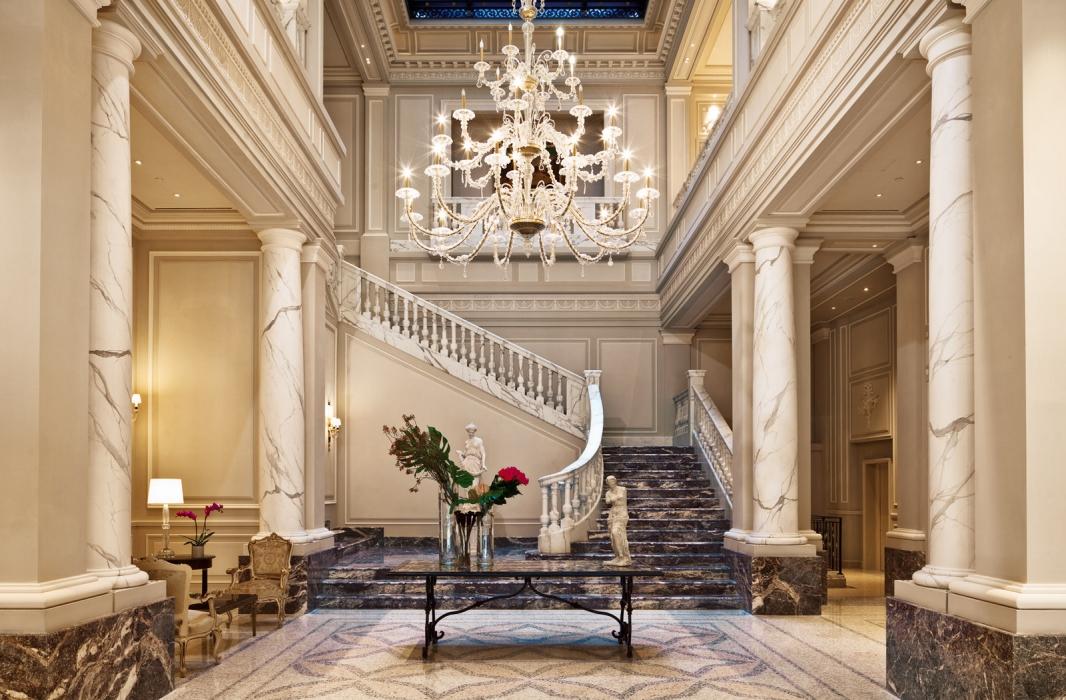 Palazzo Parigi Milan