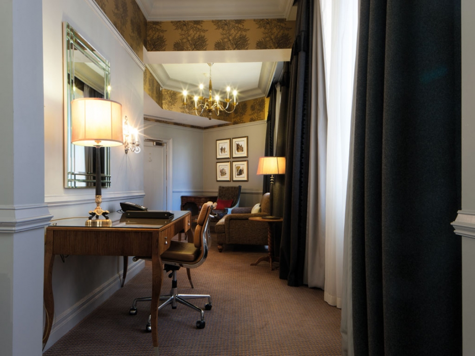 Waldorf Astoria Edinburgh