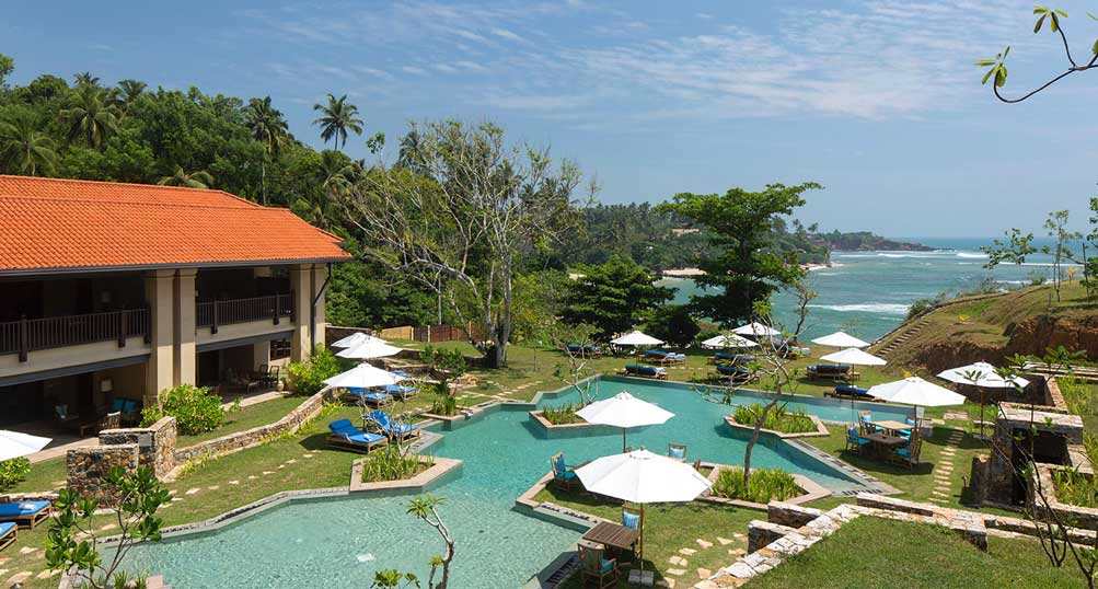 Weligama / Cape Weligama Resort
