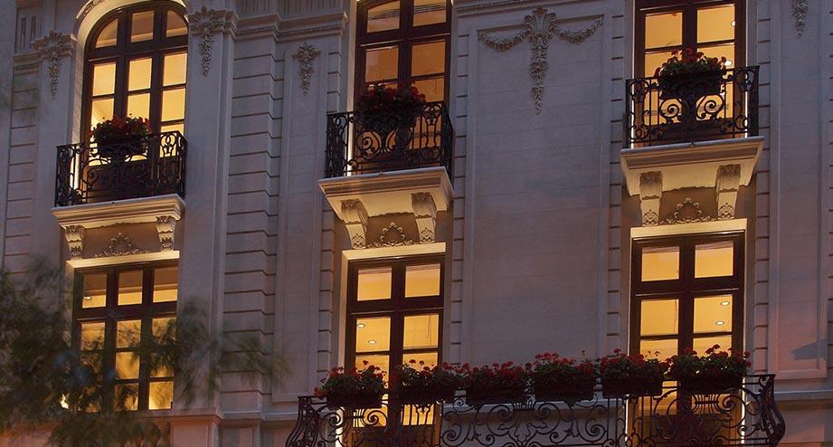 Argentina / Algodon Mansion
