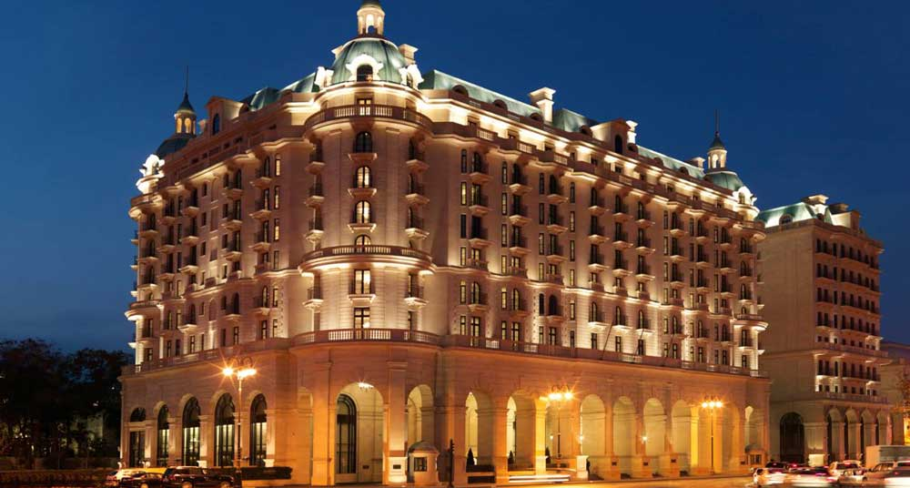 Four Seasons Hotel Baku Rooms