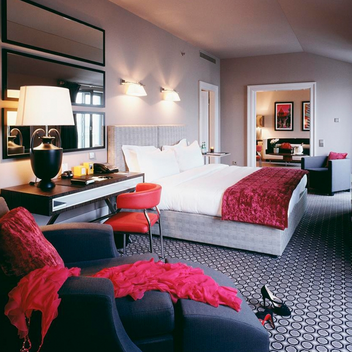 Berlin / Hotel de Rome