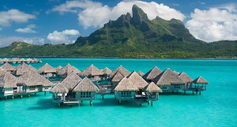 Bora Bora / St Regis Bora Bora