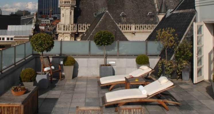 Brussels / Hotel Amigo by Rocco Forte