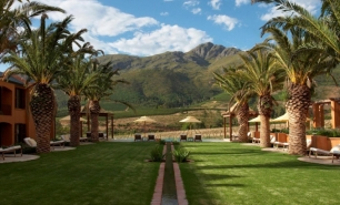 Cape Town / Le Residence Franschoek