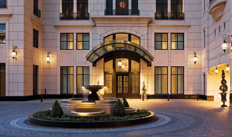 Waldorf astoria chicago hotels style for Chicago resorts