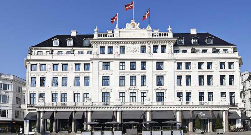 Copenhagen / Hotel D'Angleterre