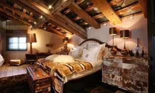 Courchevel / Hotel Le Saint Roch