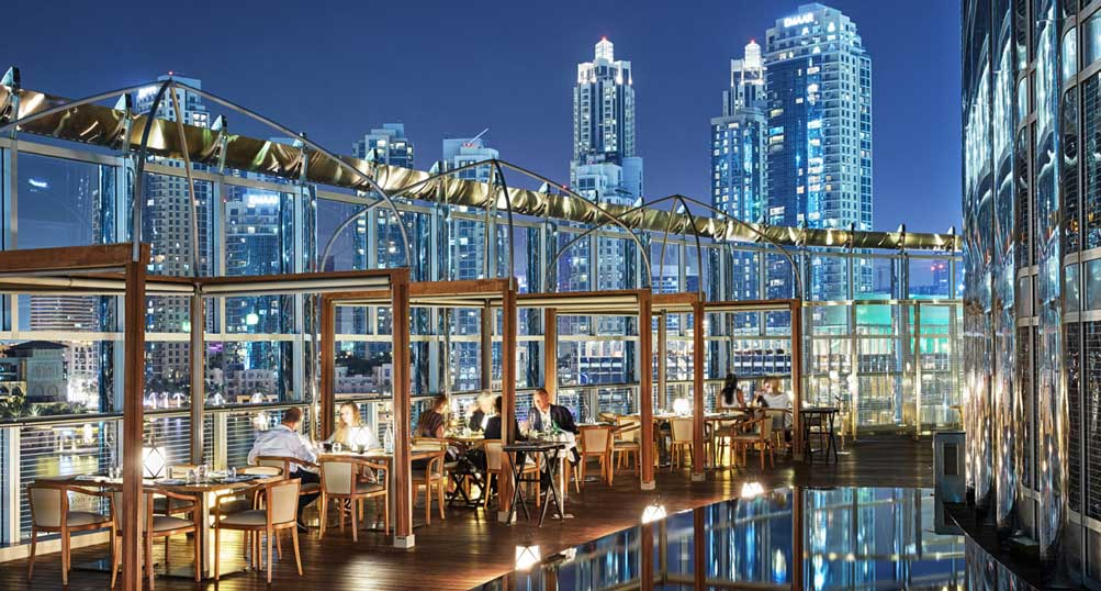 Dubai / Armani Hotel