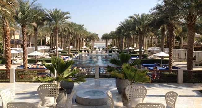 Dubai / One & Only The Palm
