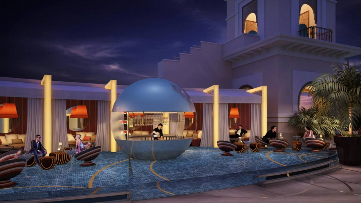 Four seasons resort dubai hotels style for Best hotels in dubai for couples