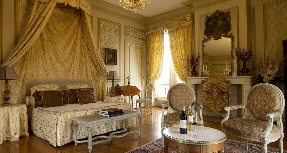 luxury boutique hotel in bordeaux