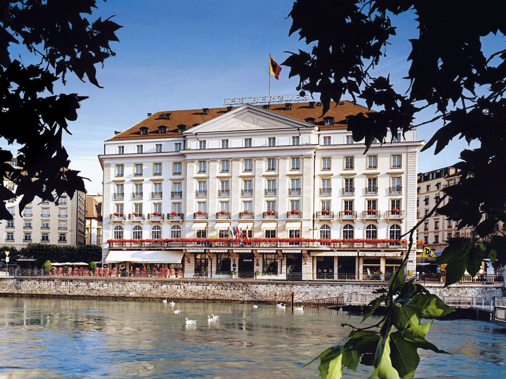 Four Seasons Hotel Des Bergues Geneva Hotels Amp Style