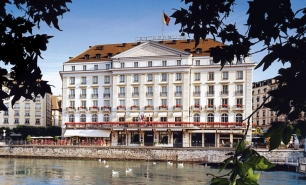 Geneva / Four Seasons Hotel des Bergues