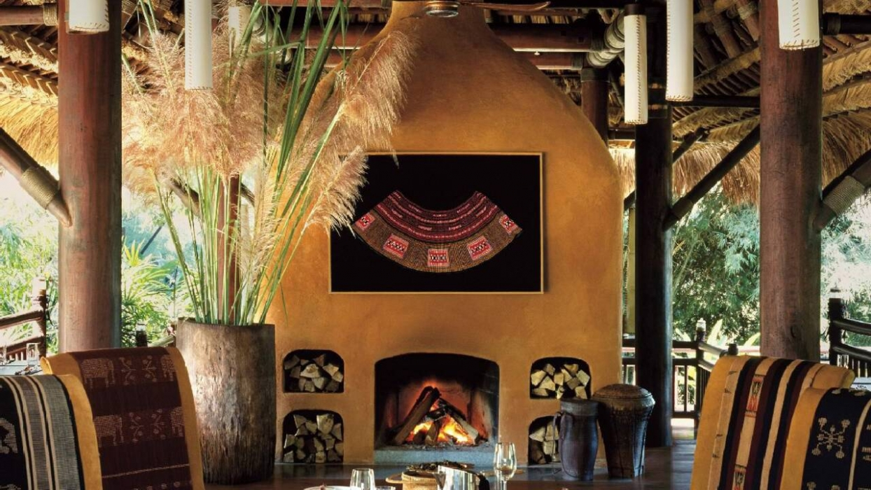 Golden Triangle / Four Seasons Tented Camp