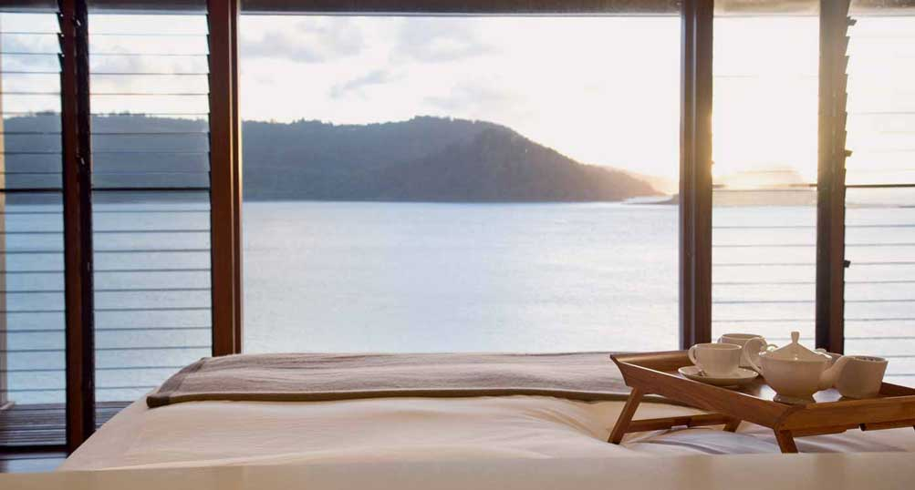 Great Barrier Reef / Qualia Resort, Hamilton Island