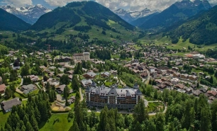 Gstaad / The Alpina