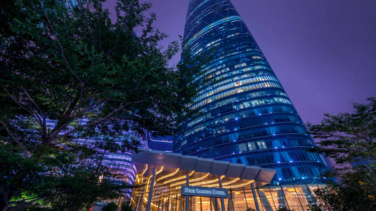 Guangzhou / Four Seasons Hotel