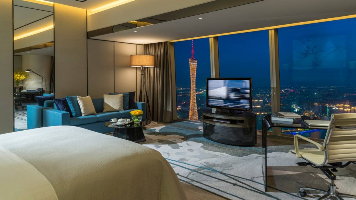Four Seasons Hotel Guangzhou Hotels Amp Style