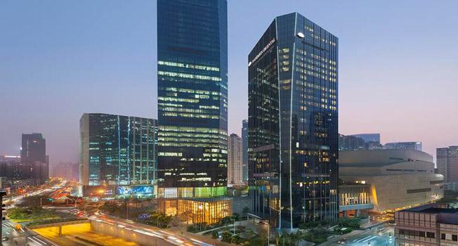 Mandarin Oriental Guangzhou Hotels Amp Style