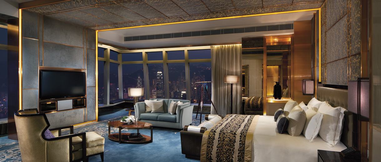Ritz Carlton New York Rooms