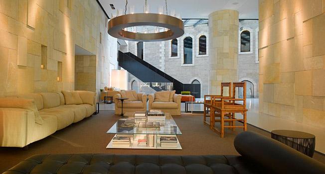 Israel / Mamilla Hotel