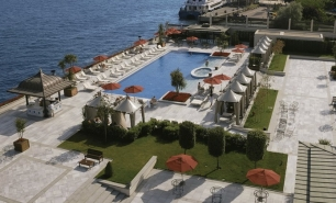 Istanbul / Four Seasons Hotel Istanbul at the Bosphorus