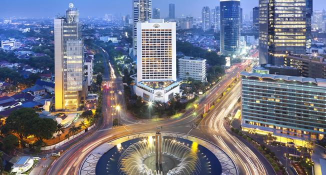Jakarta / Mandarin Oriental