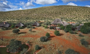 Kalahari / Tswalu Kalahari Reserve