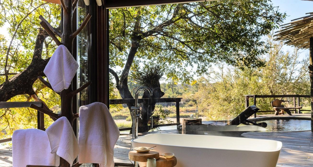 Kruger National Park / Singita Boulders and Castleton Camp
