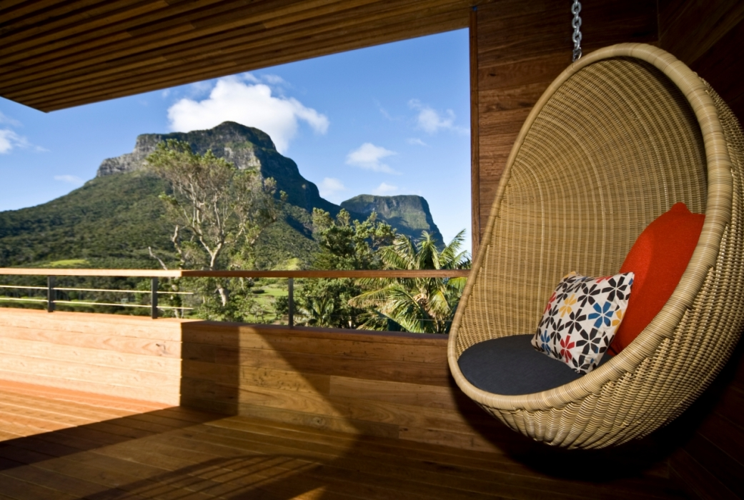 Lord Howe Island / Capella Lodge