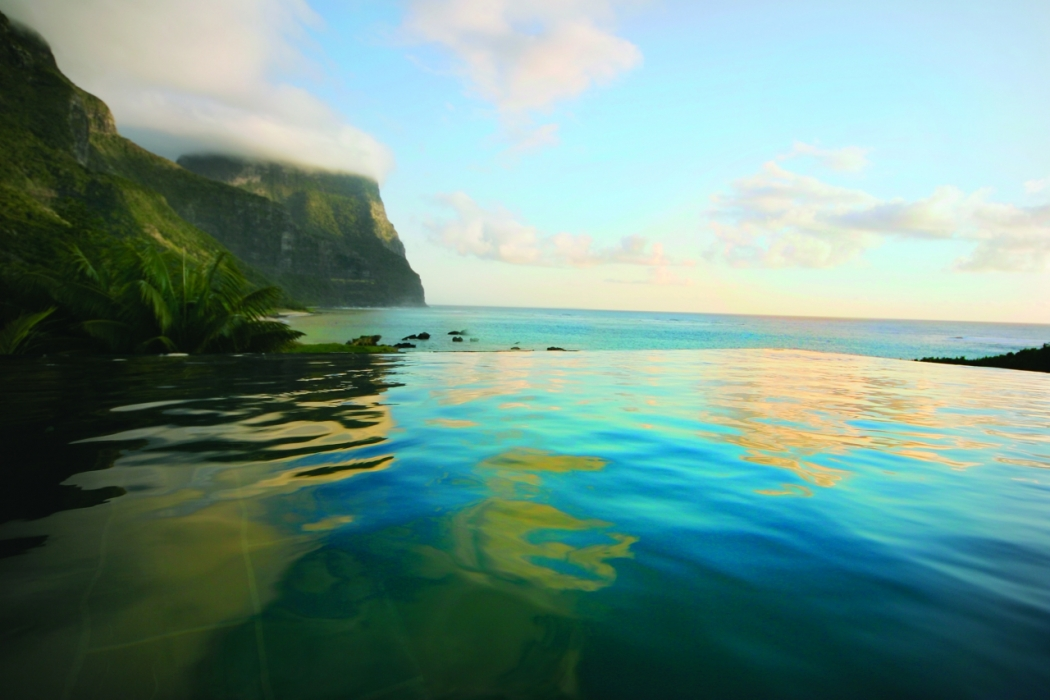 Lord Howe Island October