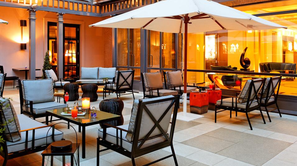 Hotel villa magna hotels style - Hotel villamagna en madrid ...