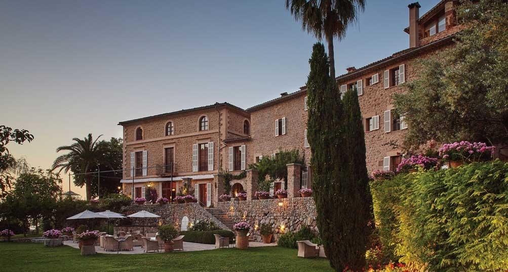 Mallorca / La Residencia in Deia