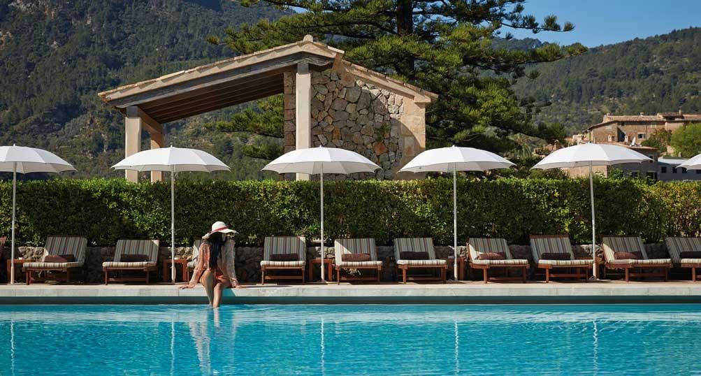 Luxury hotel in mallorca for Designer hotels mallorca