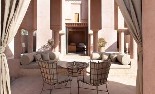 Marrakesh /  Amanjena