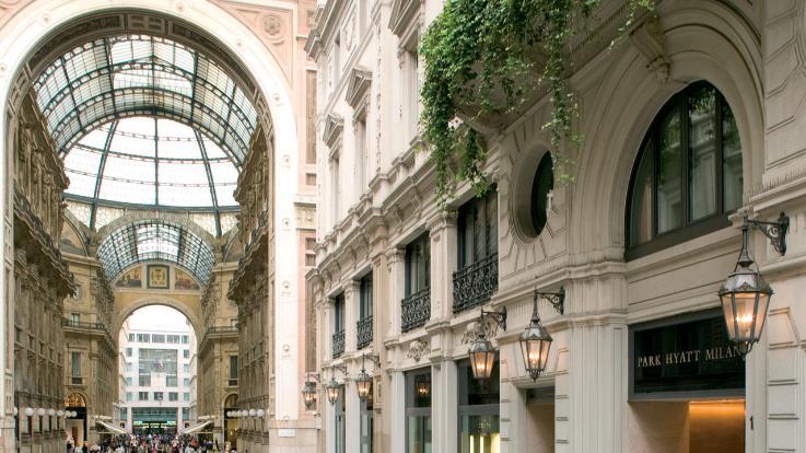 Milan / Park Hyatt Milan
