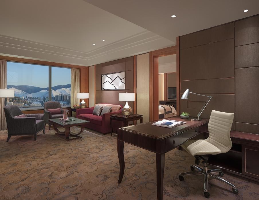 luxury hotel ulaanbaatar