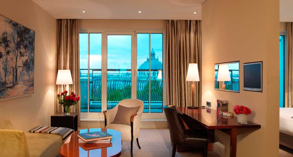 Munich /The Charles Hotel, Rocco Forte Hotel