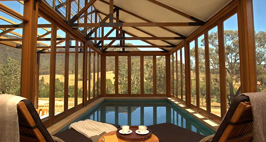 New South Wales / Emirates Wolgan Valley Resort & Spa