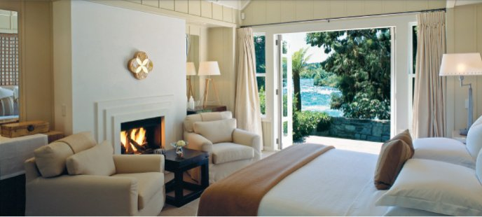 North Island / Huka Lodge
