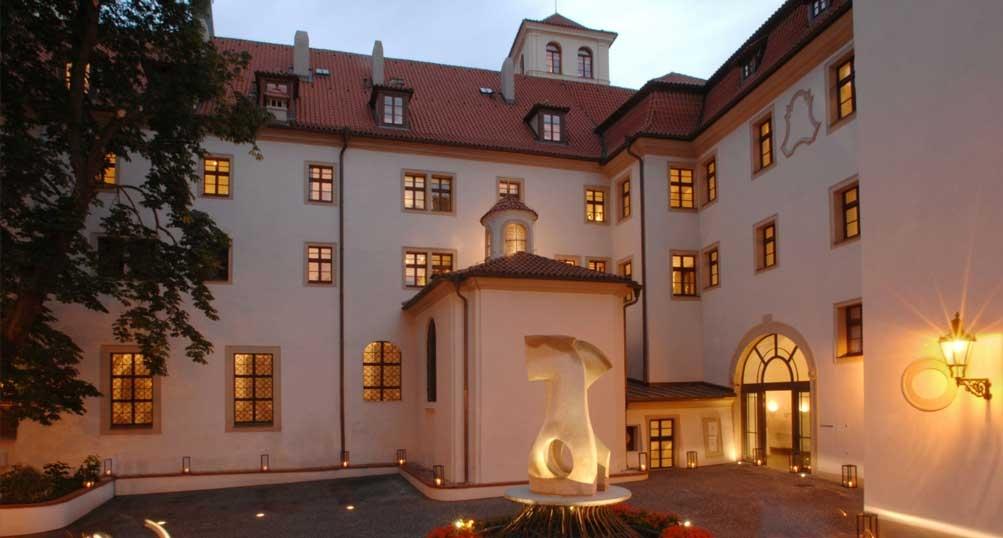Prague / The Augustine Hotel